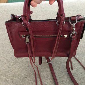 Rebecca Minkoff Crossbody bag in oxblood